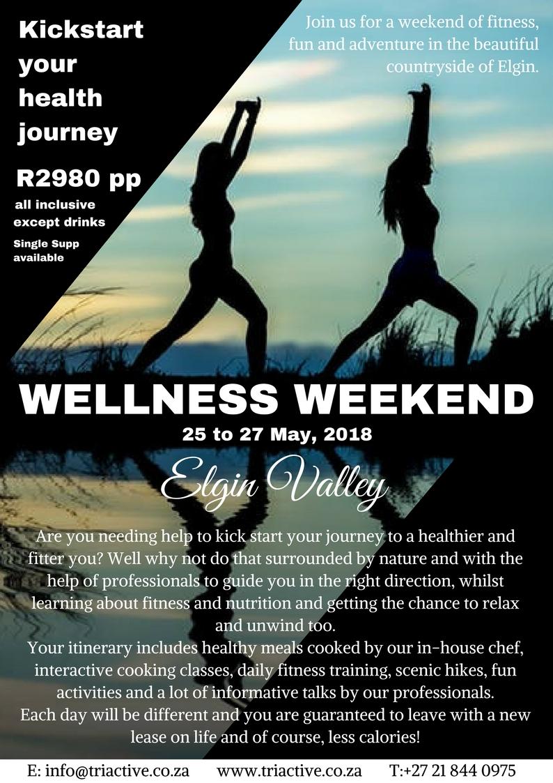 Wellness Weekend in Elgin Valley-2