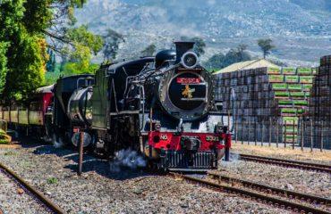Elgin Valley steam train