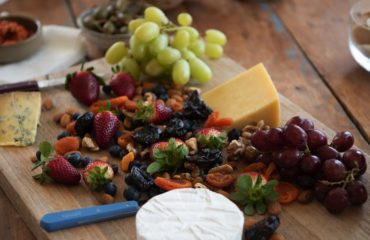 Tastes of Elgin country platter
