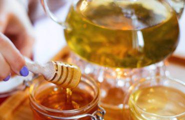 Tastes of Elgin tea tasting